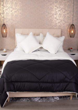 Edredon, comforter, confort ovejero